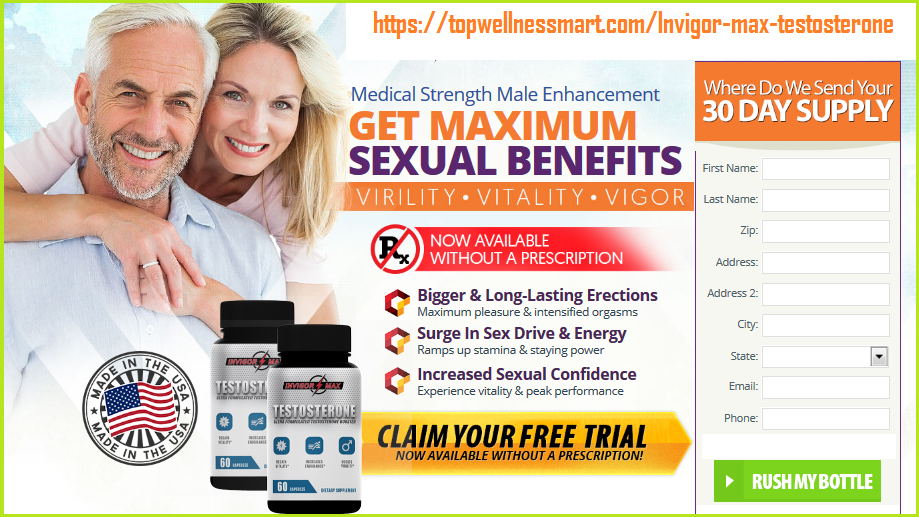 InvigorMax-Buy