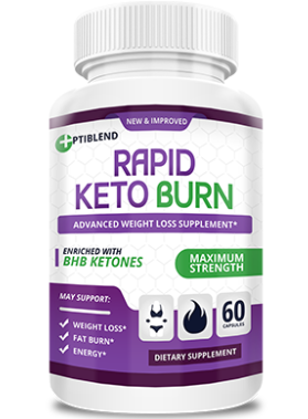 Rapid Keto Burn Pills