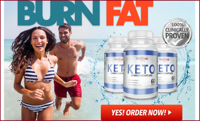 Thin Zone Nutrition Keto Pills Review