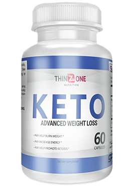 Thin Zone Nutrition Keto Pills