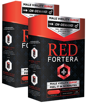 Red Fortera Pills