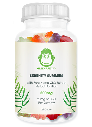 GreenApe CBD Gummies